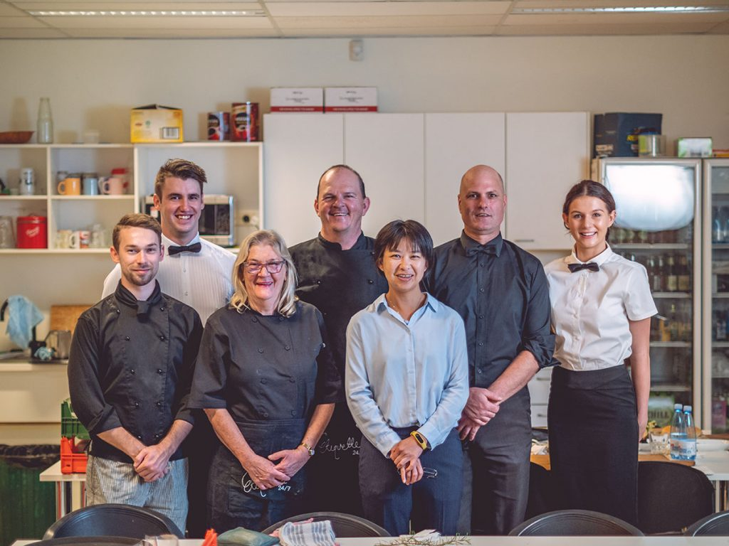 Etiquette-Catering-Toowoomba-Team